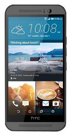 Замена дисплея, экрана Htc One M9